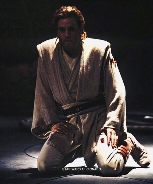 What Is The Saddest Thing About Obi Wan Kenobi Quora Star Wars Obi Wan Star Wars Cast Obi Wan