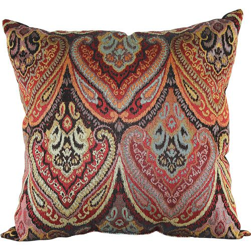 Better Homes And Gardens Global Paisley Pillow Pillow Beds Amazing Better Homes And Gardens Mumsfield Floral Decor Pillow