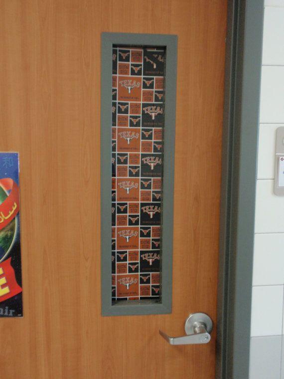 Classroom Door Window Curtain Custom Made For Teachers Door Window Covering Classroom Window Door Curtains Diy