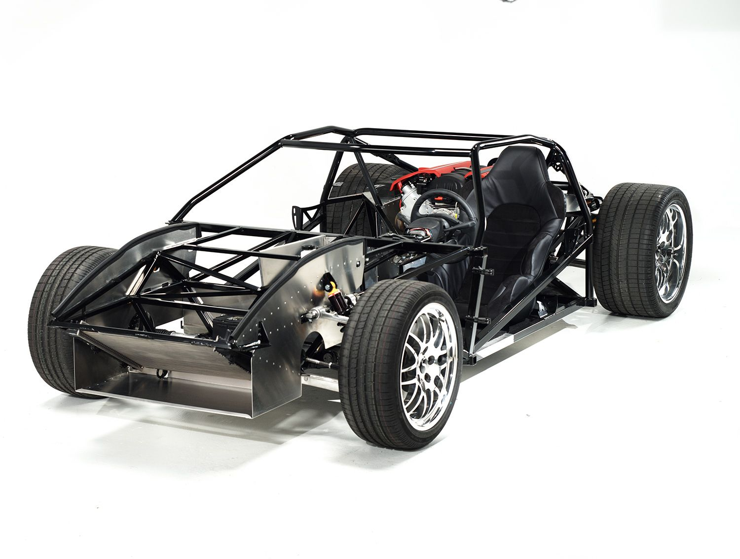 The Fastest Car You Will Ever Build In Your Garage Factory Five Super Cars Kit Cars