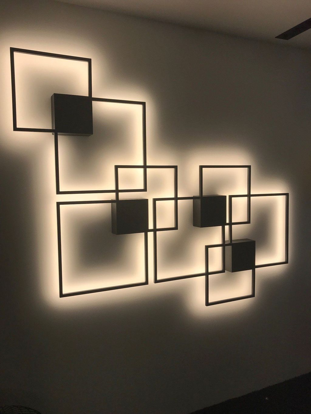 20 Attractive Lighting Wall Art Ideas For Your Home This Season