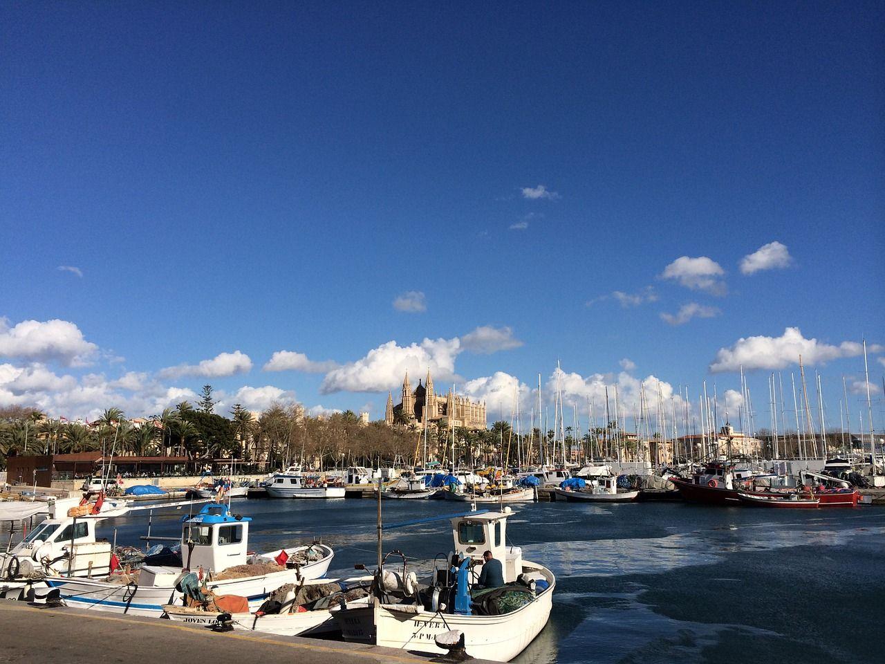 Conoce Palma De Mallorca Qué Hacer En Tres Días El Mapa Del Viajero Palma De Mallorca Mallorca Paseo En Barco