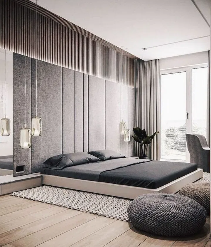 Fabulous 9 Modern And Stylish Bedroom Design Ideas 3 Ide Kamar Tidur Ide Dekorasi Rumah Kamar Tidur Mewah