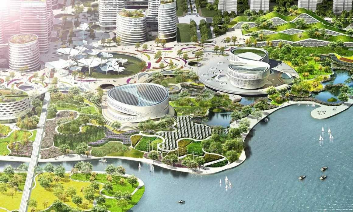 Eco City Masterplan