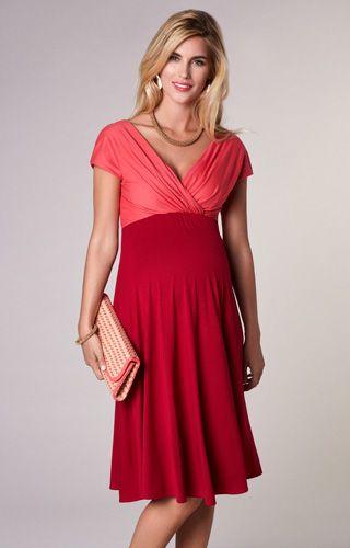 70cf4ca4714e3 Alessandra Dress in 2019 | Civil | Maternity wedding guests ...