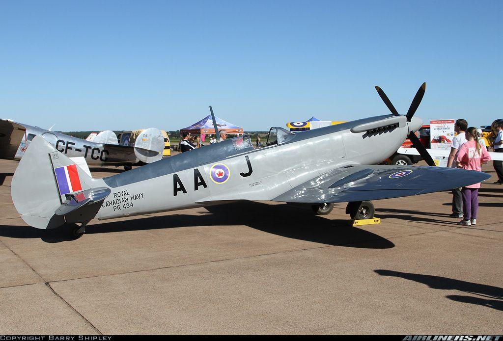 Supermarine Seafire XV (replica) aircraft picture