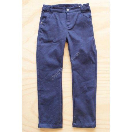 Весняні і стильні котонові штани для хлопчика ТМ Бембі. b2cb4a11b32bb