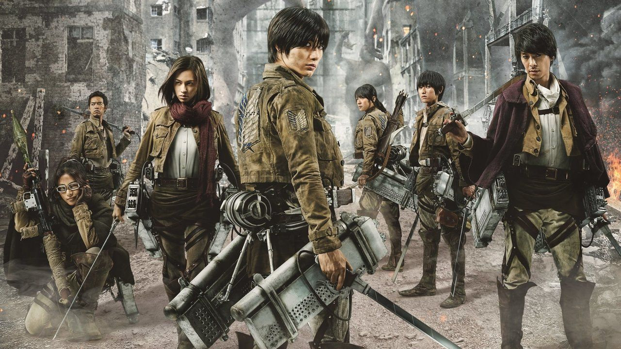 Attack on titan end of the world movie attack on titan