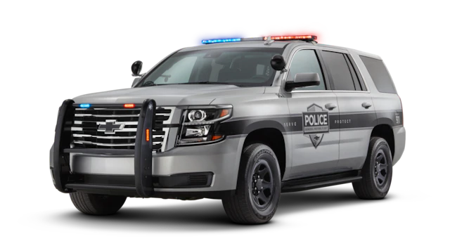 2020 Chevy Tahoe Police Special Service Vehicle Gm Fleet