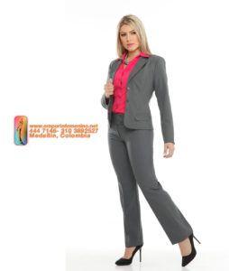 Pin En Uniformes De Dama Para Oficina