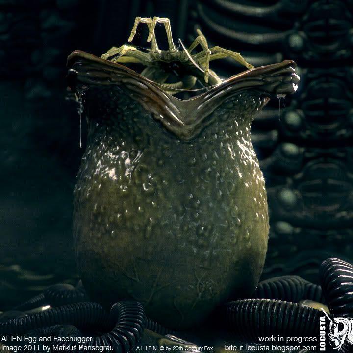 Xenomorph Egg xenomorph | Monsters &...