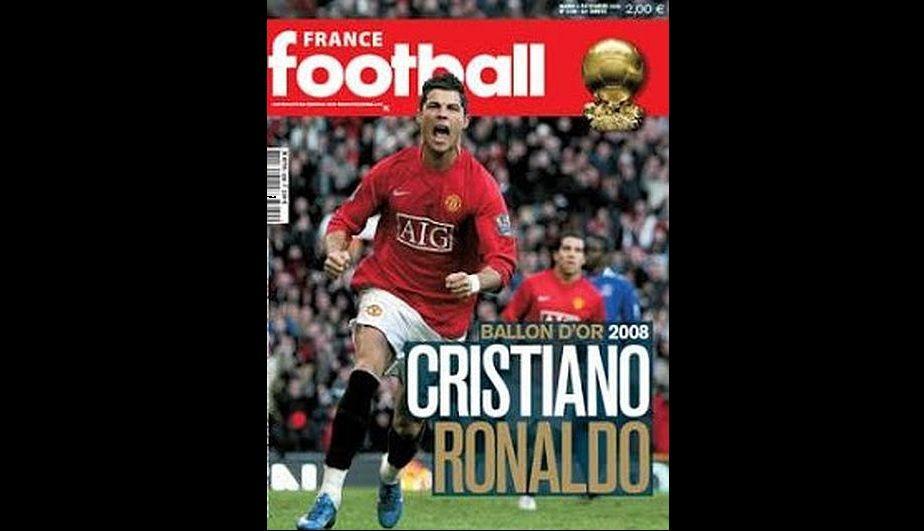 France Football: todas las portadas con los ganadores del Balón de Oro