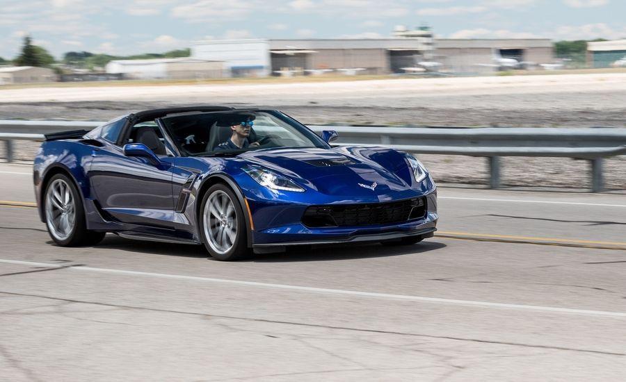 Redemption! The 2017 Chevrolet Corvette Grand Sport