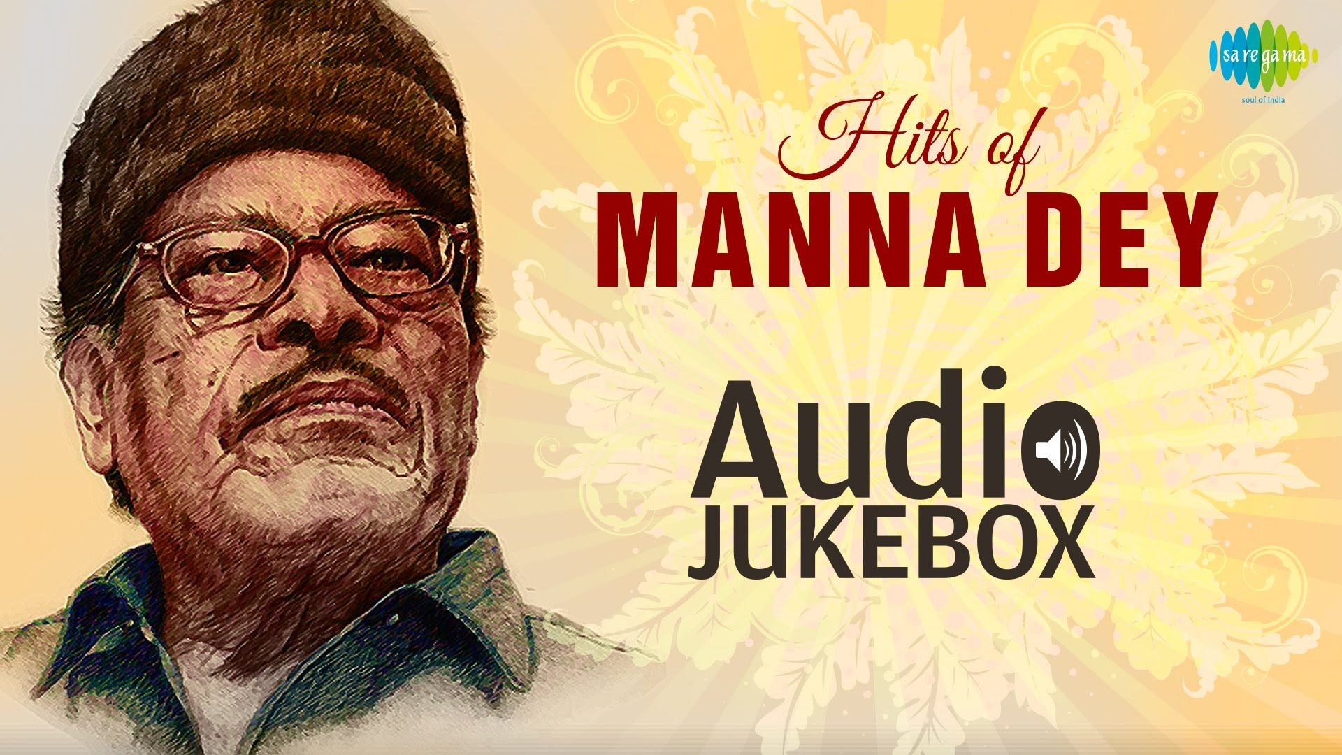 Best Of Manna Dey Vol 1 Old Bollywood Songs Audio Jukebox Old Bollywood Songs Audio Songs Songs