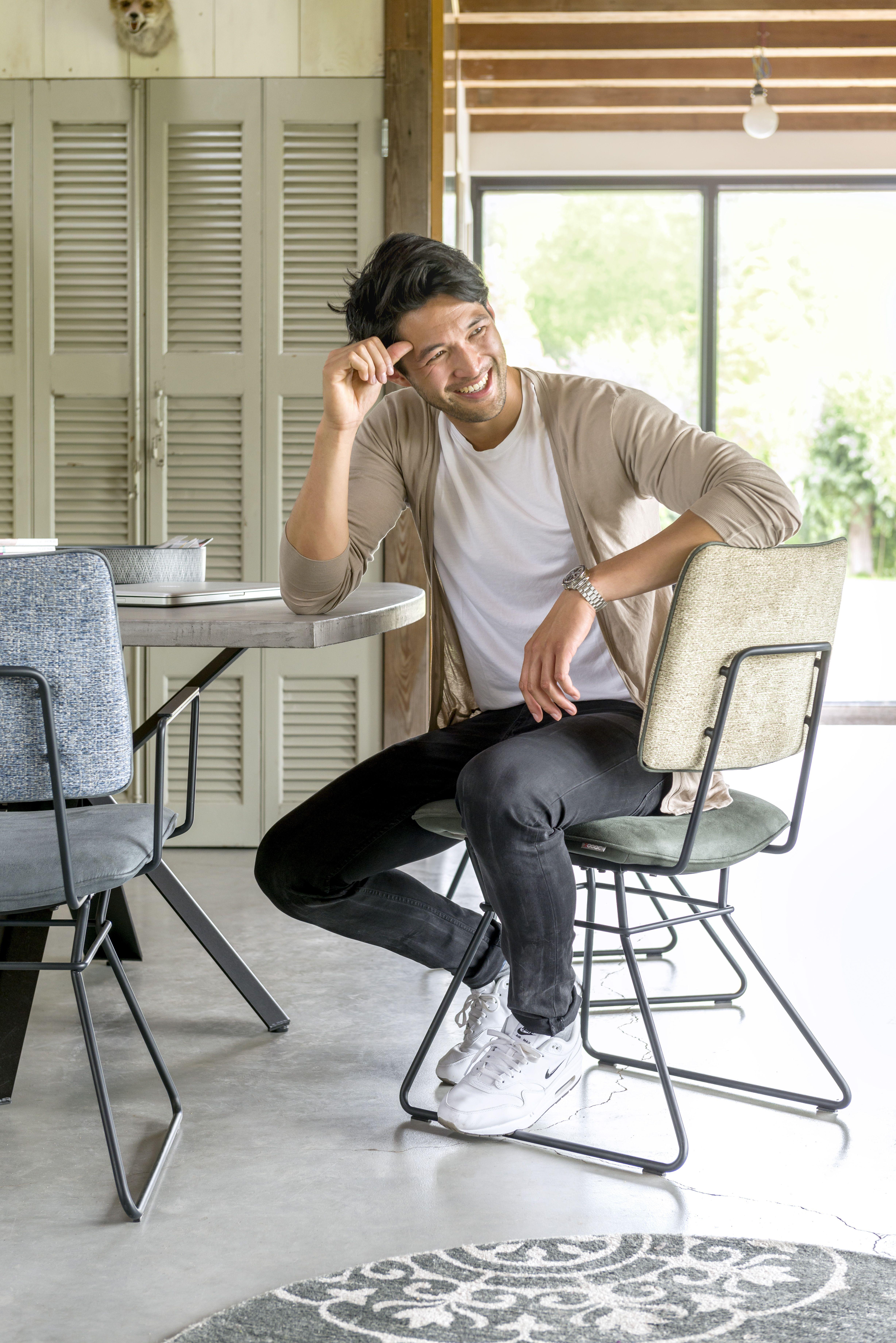 Xooon Otis Design Interior Xooon Otis En 2020 Chaise De Salle A Manger Design Salle A Manger