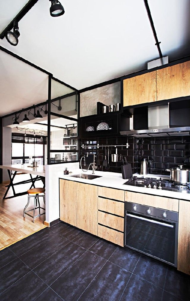 25 Black Kitchen Ideas For Your Home Decor  Black Kitchens Custom Good Kitchen Designs Review