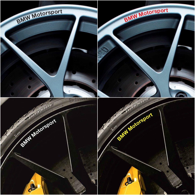 BMW e36 Manual Seat Decal Kit