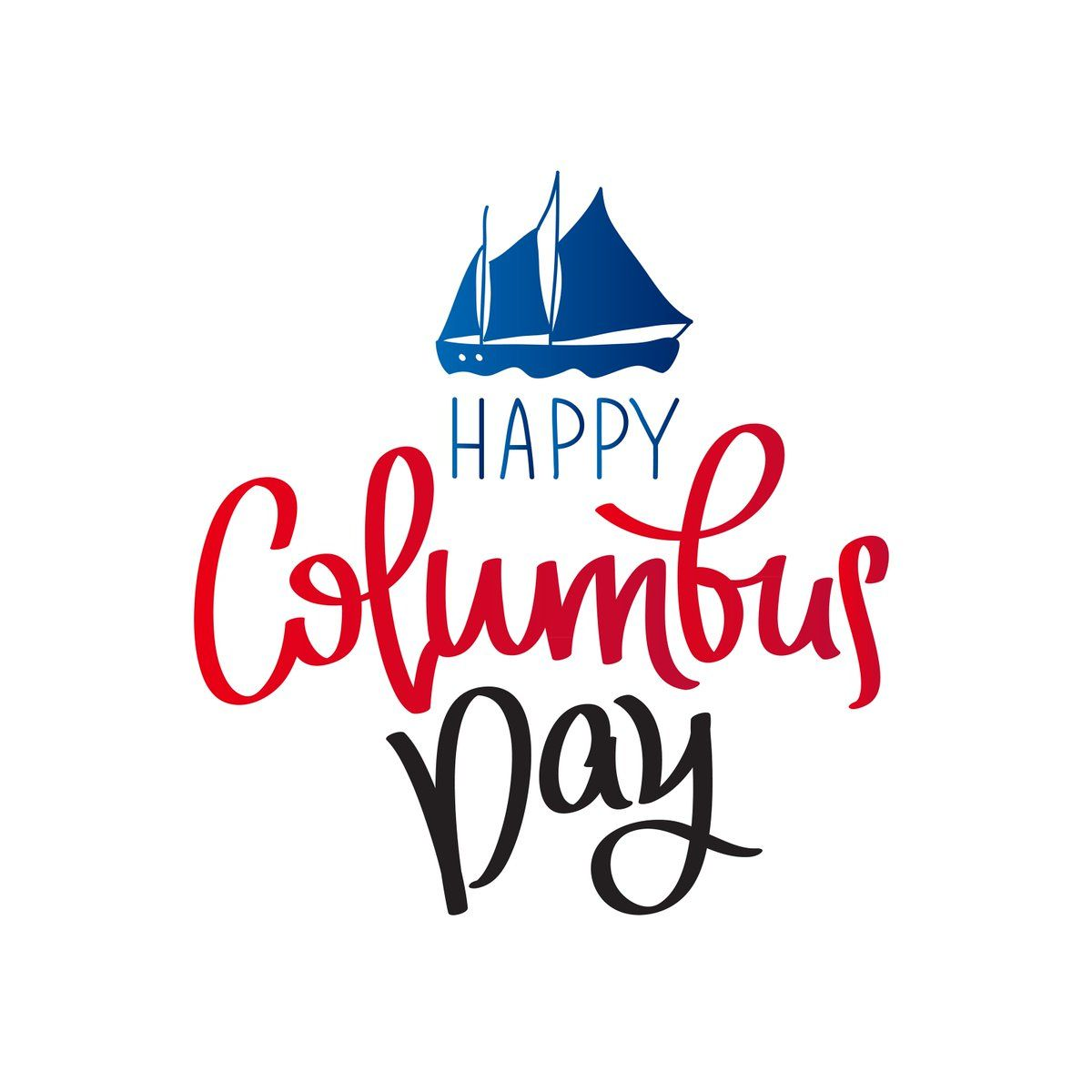 Columbus Day Clipart Happy Columbus Day Columbus Day Clipart Columbus Day
