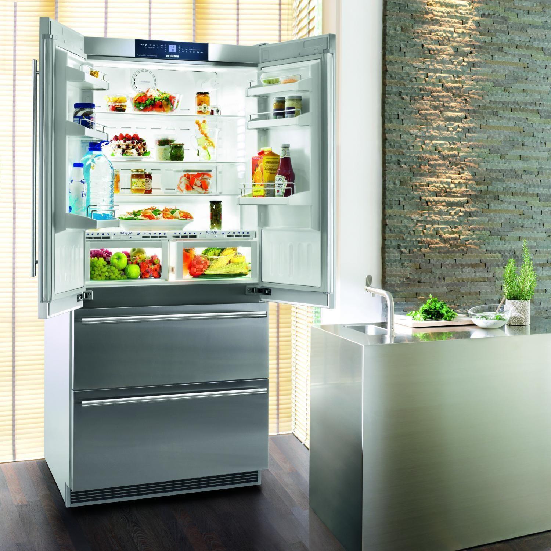 Liebherr Cbs 2062 Premium Nofrost 36 Inch Freestanding Or Semi Built