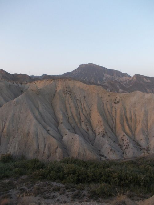 Desierto de Tabernas (8:00)