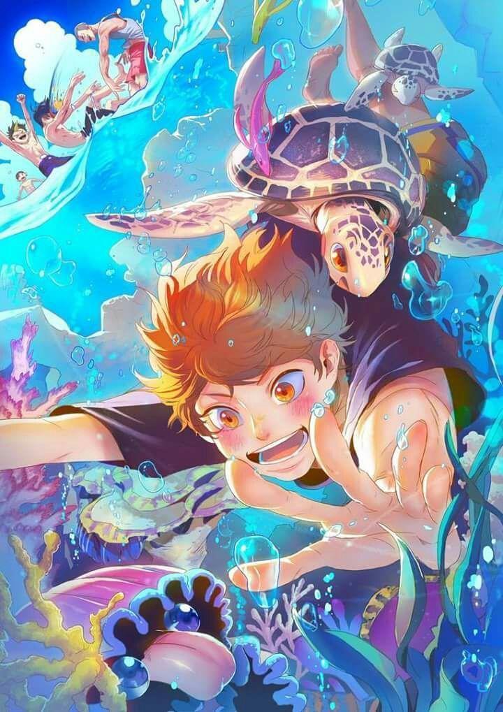 Las mejores versiones de Haikyuu! 🏐🏐🏐 - Haikyuu Water!!! 💧💧💧