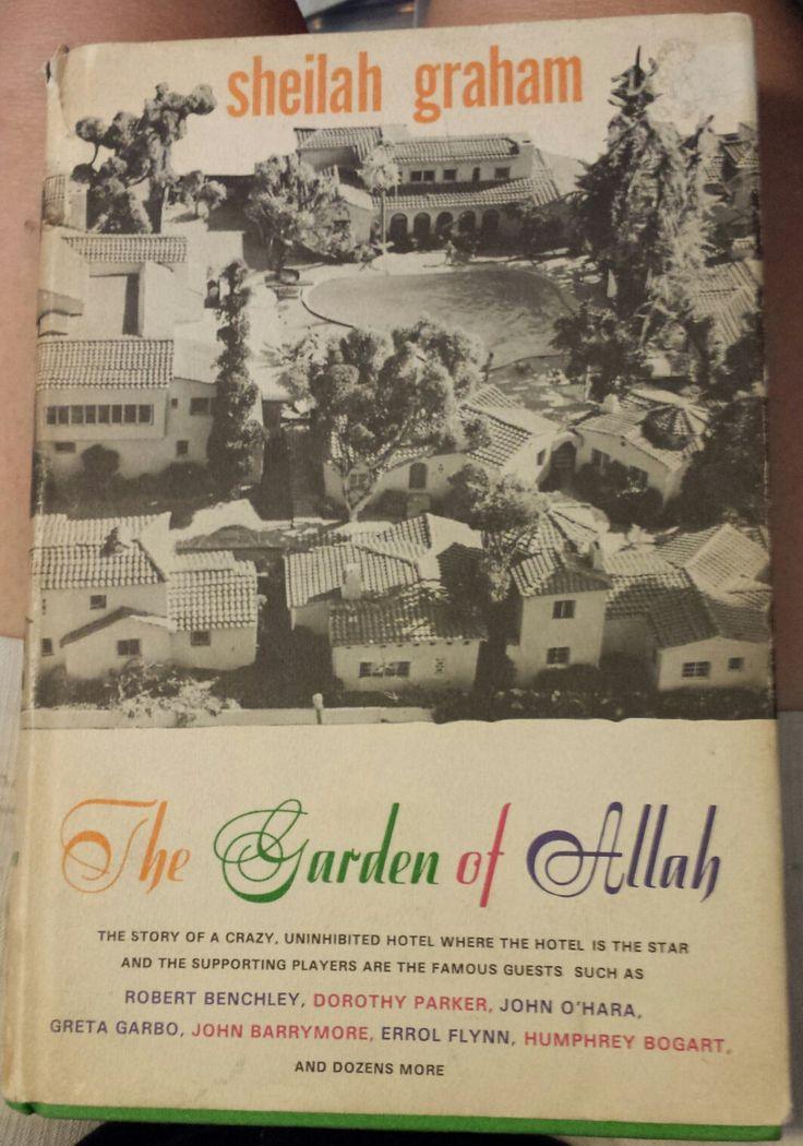 Image result for garden of allah sheila graham book