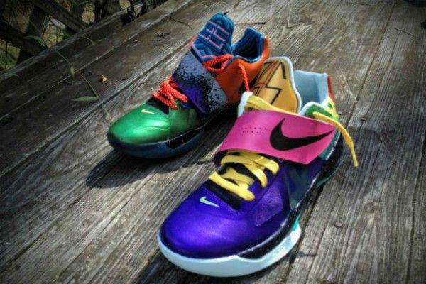 Kids Nike KD 7