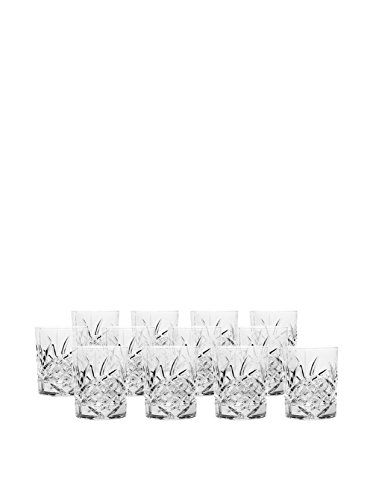 www.myhabit.com  Stock your bar with this elegant set featuring a classic cut crystal motif