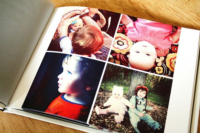 Tutorial on how to print your Instagram photos in a photo book