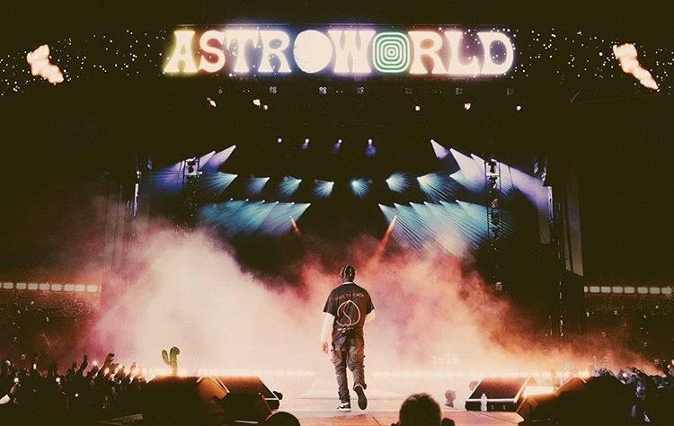 Pin Bvlenciagas Travisscottwallpapers Travis Scott Astroworld Tour Travis Scott Wallpapers Travis Scott Travis Scott Astroworld