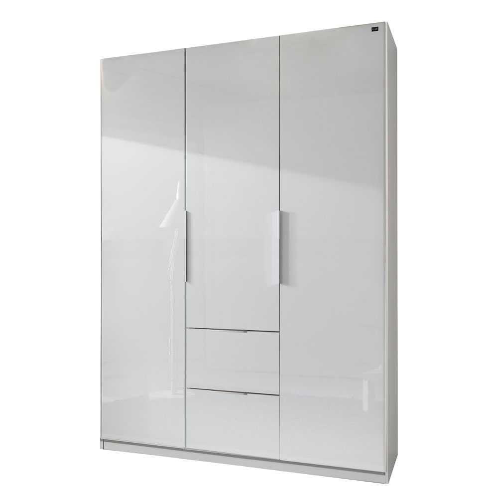 Schon Kleiderschrank 150 Cm Breit Weiss Tall Cabinet Storage Wardrobe Room Locker Storage