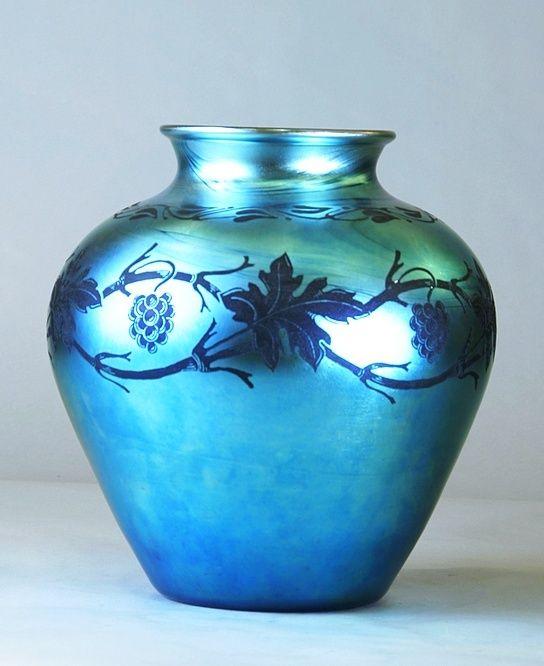 Steuben Vase Vases Of All Ages Pinterest Glass Art