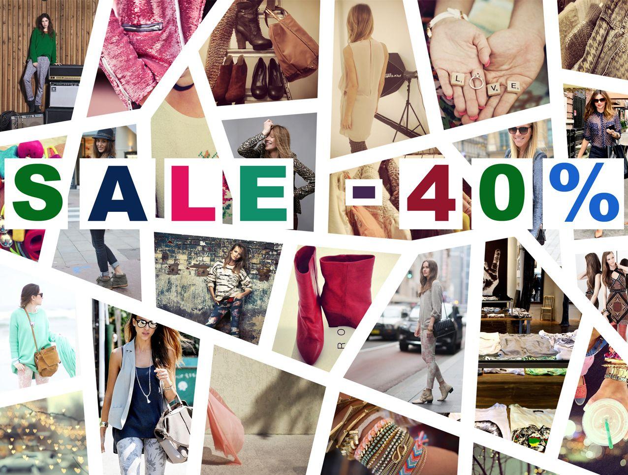 Winkels met sale