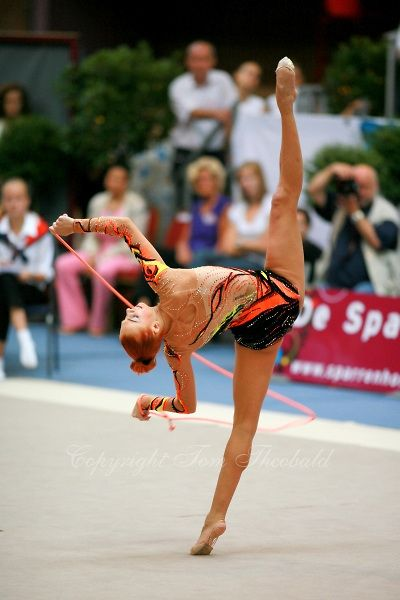 Natalia Godunko (Ukraine), Grand Prix (Deventer, Netherlands) 2006