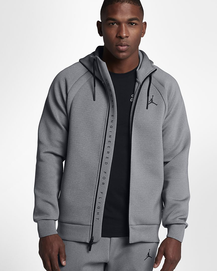 83a8df9f98e1 Jordan Sportswear Flight Tech Fleece Men s Full-Zip Hoodie