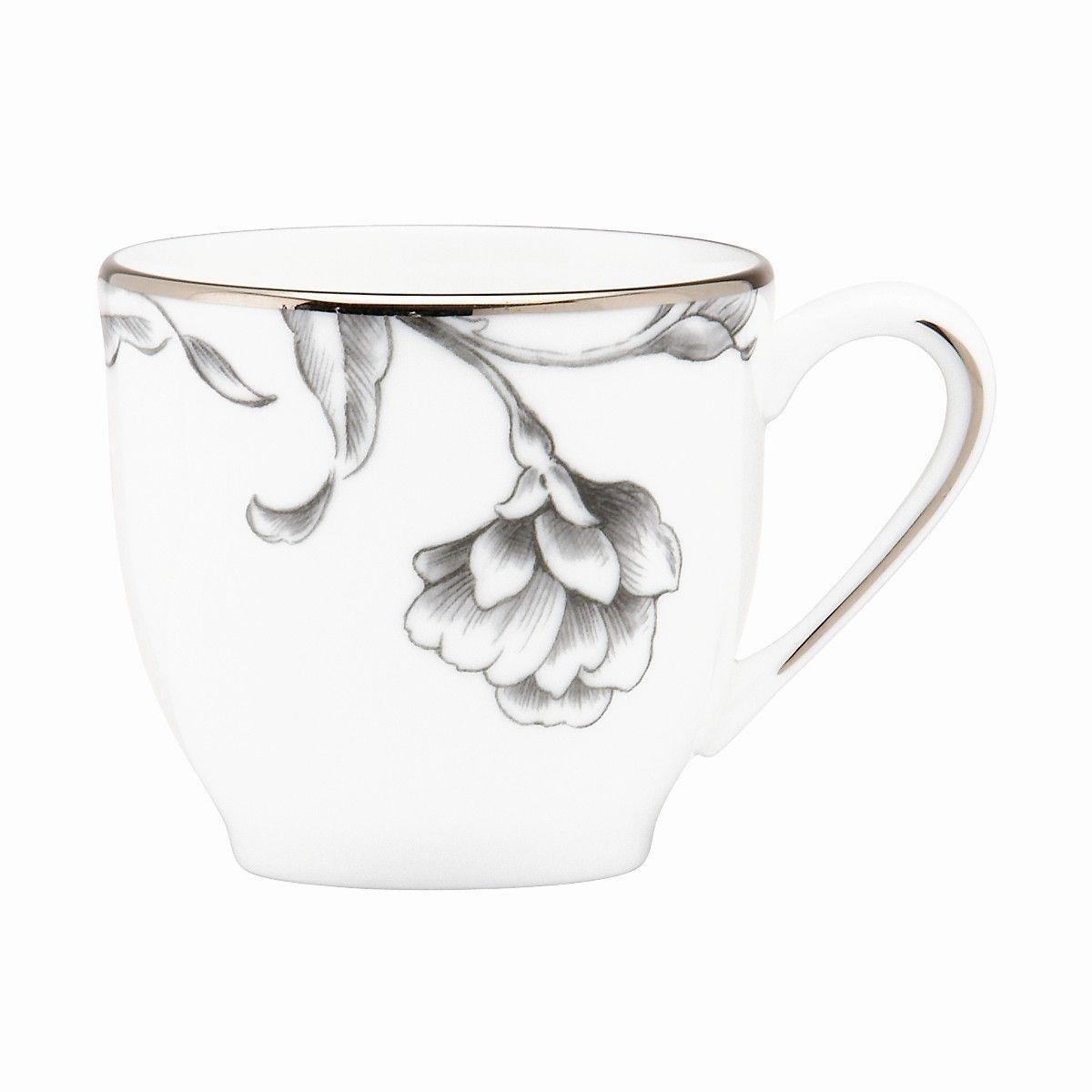 Floral Illustrations Espresso Cup