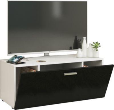 VCM TV Lowboard Fernsehtisch Rack Phono Möbel Tisch Holz Sideboard