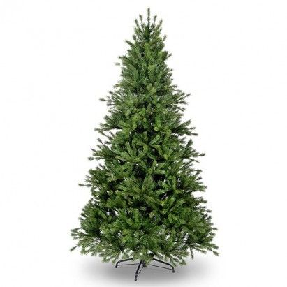 75ft230cm western cedar green pe premium artificial christmas tree xmas