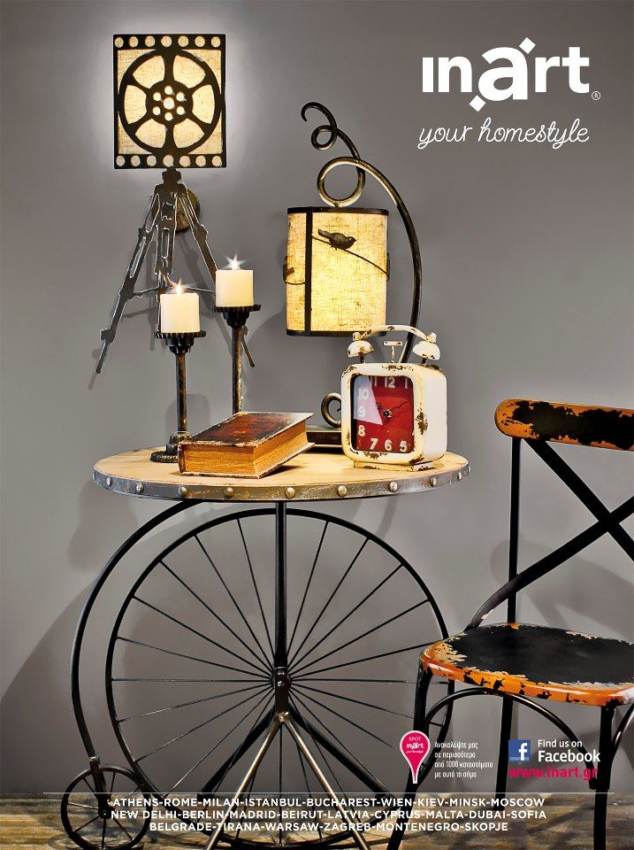 A unique style proposal, as seen at ELLE deco magazine, Marrie Claire deco and Idees & Liseis. Tell... pinned with @PinvolveLove