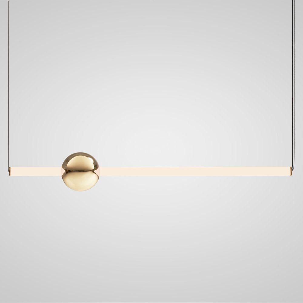 Orion Light Polished Gold Steel