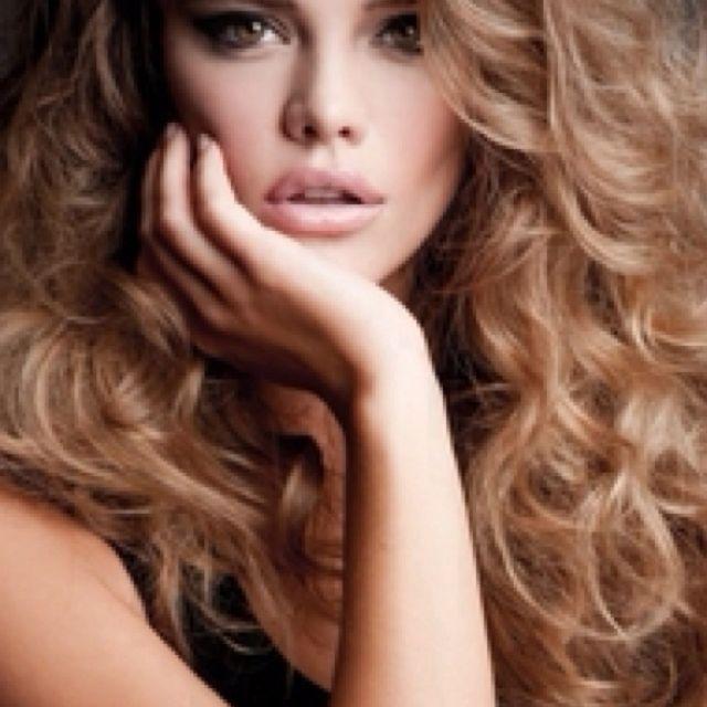 Large Curl Perm Big Curl Perm On Pinterest Big Curls