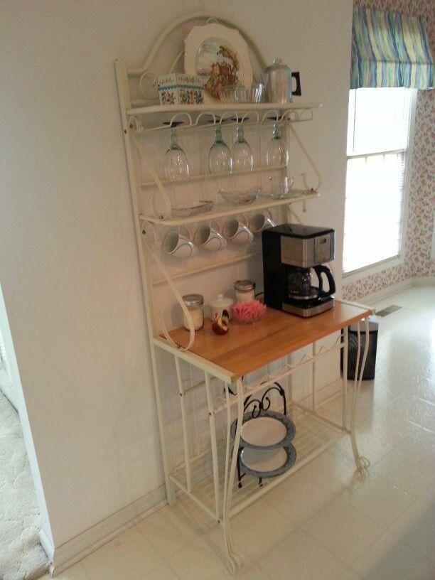 My New Coffee Bar Coffee Bar Home Coffee Bar Apartment Bedroom