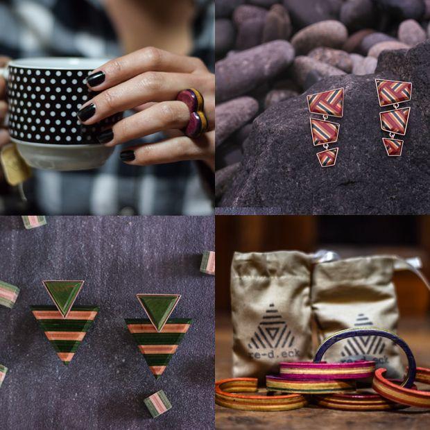 Conheça essas 5 marcas brasileiras de acessórios que criam joias de madeira  - unindo estilo, design contemporâneo e sustentabilidade. 141bd4a72c