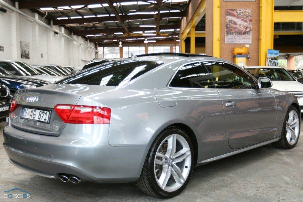 2008 Audi S5 8T MY09 Sports Automatic quattro Audi s5