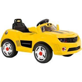 Mini Carro Eletrico Bandeirante Camaro Controle Remoto El 6v A