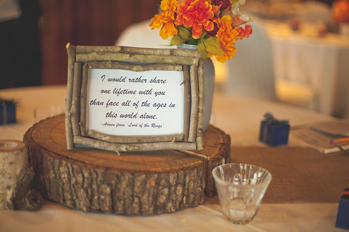 Using quotes as part of the centerpiece 3 april 25th 2015 3 using quotes as part of the centerpiece junglespirit Gallery