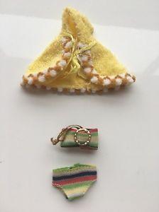 palitoy Pippa Doll Mix & Match Bikina And Towelling Wrap 1970's Vintage    eBay
