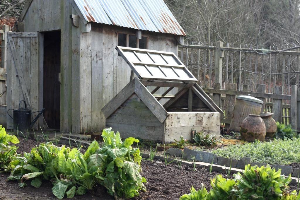 rosemoor gardens - cold frame | garden - glasshouse | Pinterest ...