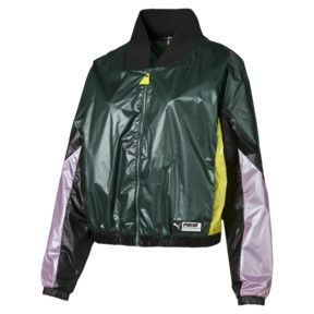 Puma Damen Cosmic Jacket Tz Trainingsjacke