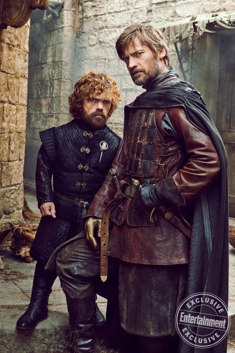 Gorgeous Game Of Thrones Cast Portraits Tease Season 8 Storylines Game Of Thrones Cast Game Of Thrones Costumes Jaime Lannister